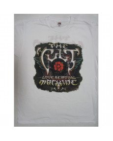 The Cult - Love Removal Machine -Tour'87  T-shirt